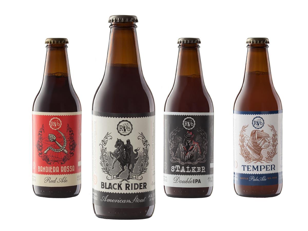 Black Rider (stout)